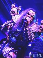 Lordi + Silver Dust + Egokills