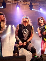 Steel Panther + Fozzy