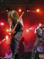 Skid Row + Double Crush Syndrome