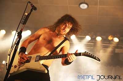 airbourne metal journal